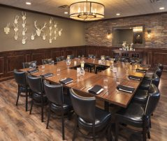 Axels Private dining