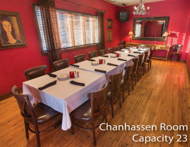 Private Dining - Chanhassen